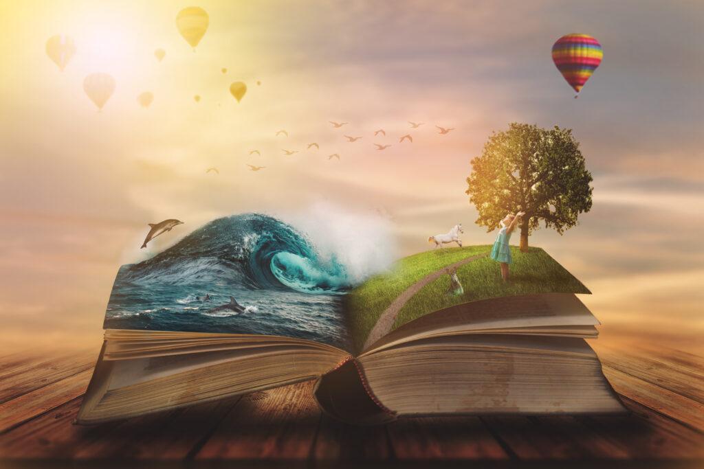 Jak książki zmieniają życie