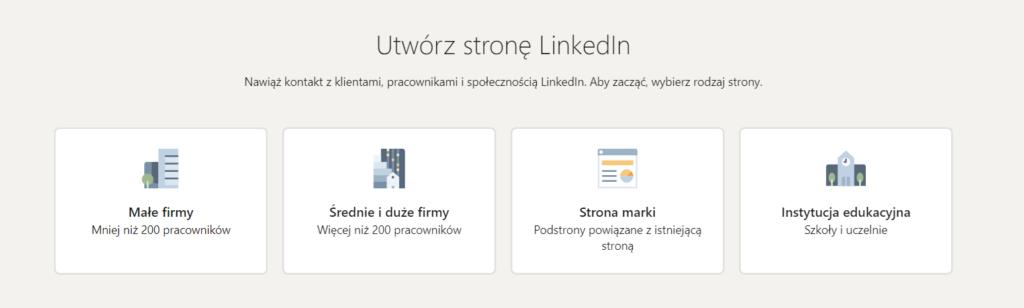 Company Page na LinkedIn 2